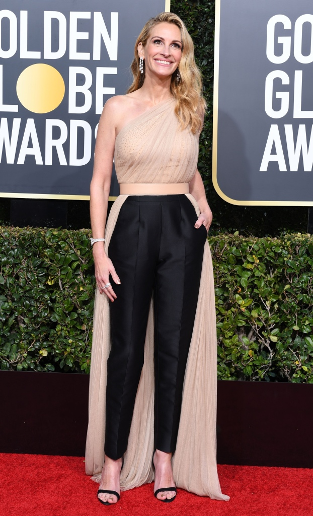 76th Annual Golden Globes awards - ARRIVALS