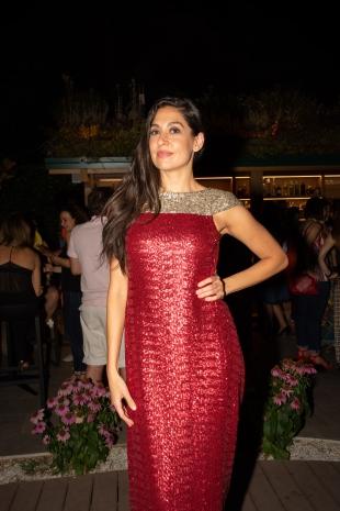 Dress by Mesa.
