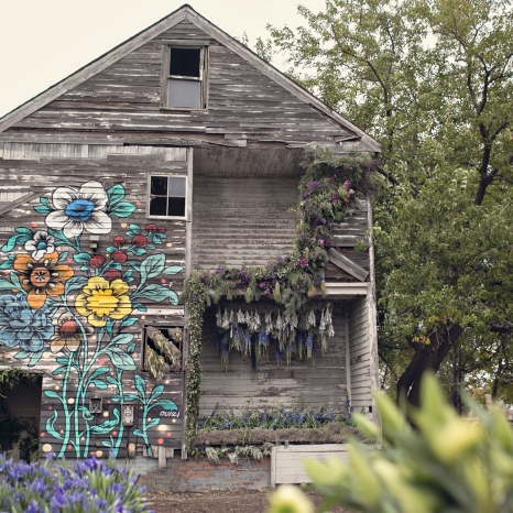 Lisa Waud_2 - The Flower House